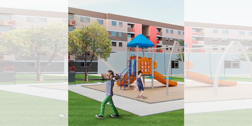 Proyecto Condominio Quilacanta - Condominio Quilacanta de Inmobiliaria Los Silos
