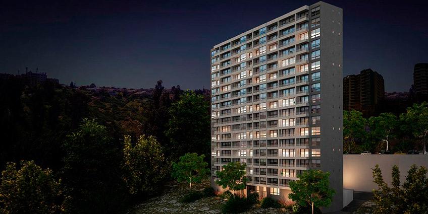 Proyecto Edificio Mirador de Inmobiliaria RVC