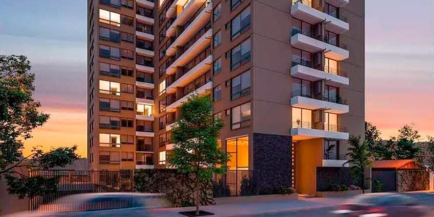 Proyecto Edificio La Coruña de Inmobiliaria RVC