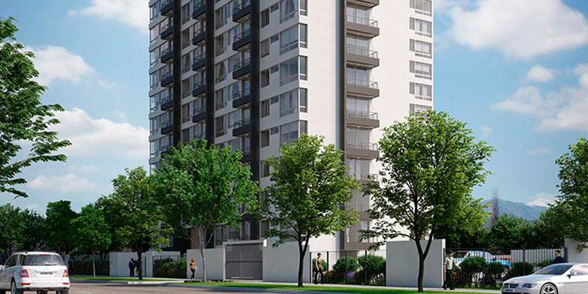 Proyecto Edificio Fernández Albano 192 de Inmobiliaria RVC