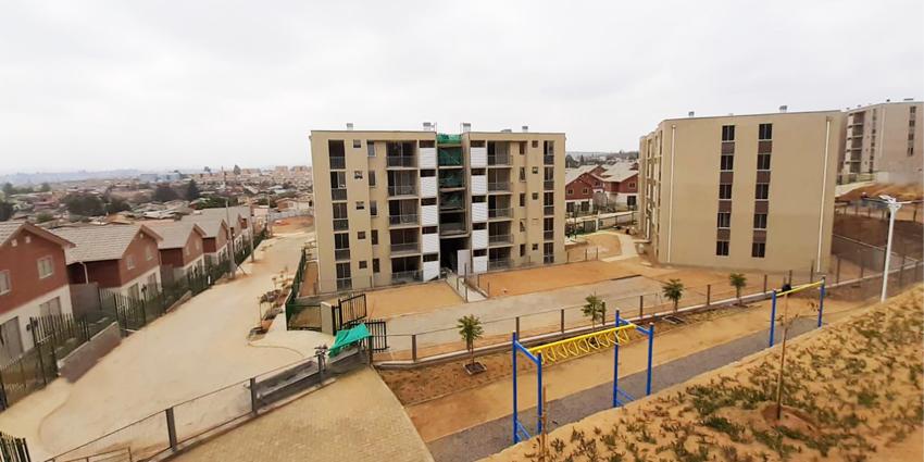 Proyecto San Alberto de La Foresta - Departamentos de Inmobiliaria MDA-1