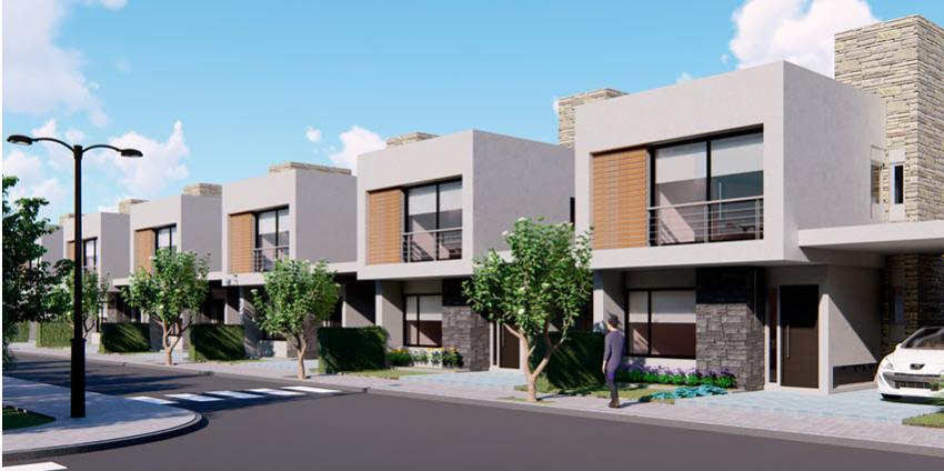 Proyecto Condominio Mediterráneo de Inmobiliaria Mediterránea-1