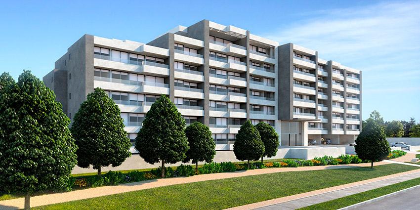 Proyecto Edificio Parque Lomas de Inmobiliaria Krono-1