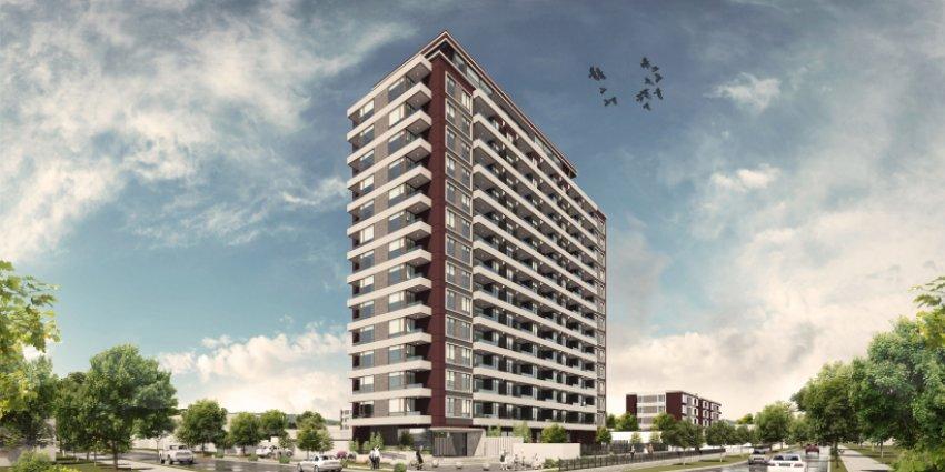 Proyecto Edificio Mirador Oriente de Inmobiliaria Alcorp