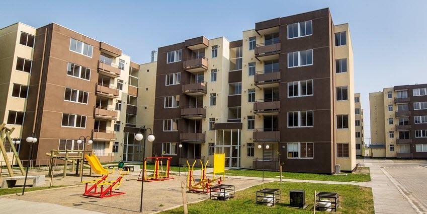 Proyecto Fuentes de Foresta de Inmobiliaria CISS