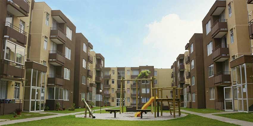 Proyecto Fuentes de Santa Leonor de Inmobiliaria CISS-1