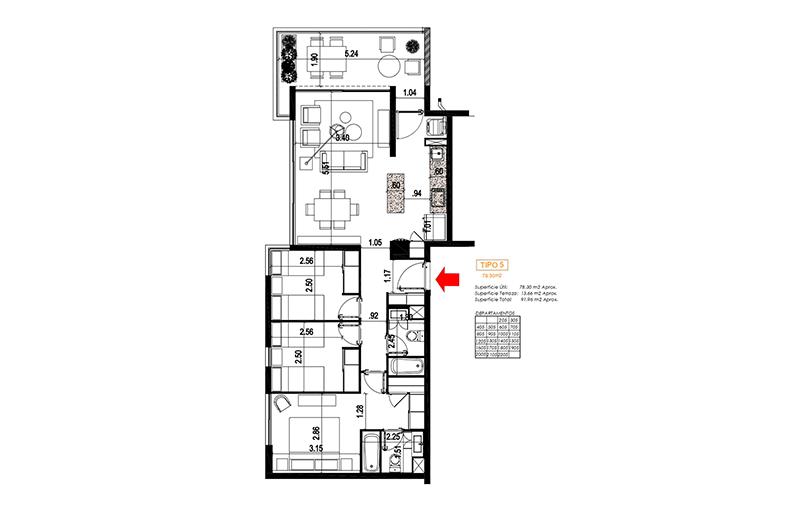 edificio-alerce-tipo-5