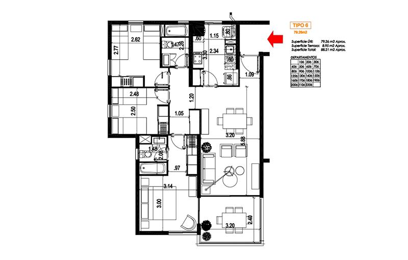 edificio-alerce-tipo-6