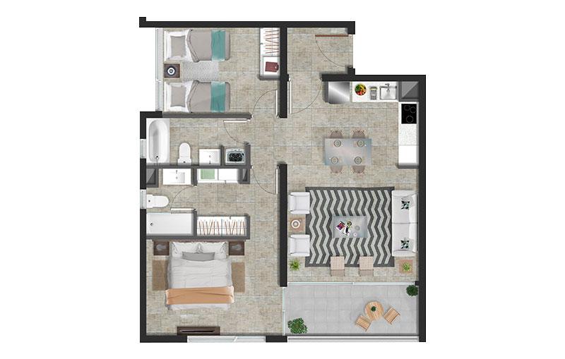 edificio-montt-Ñuñoa-tipo-c-piso-3°-al-11°