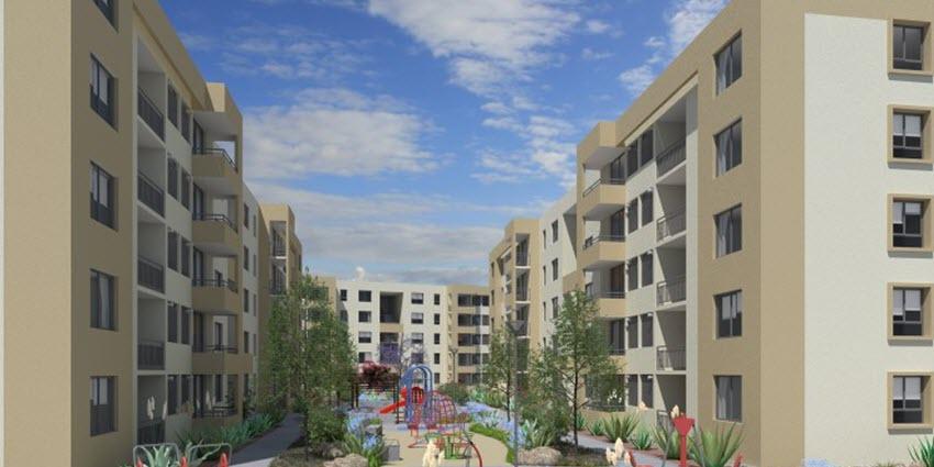 Proyecto Edificio Del Valle de Inmobiliaria PY-3