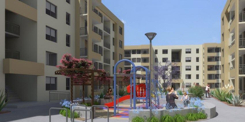 Proyecto Edificio Del Valle de Inmobiliaria PY-4