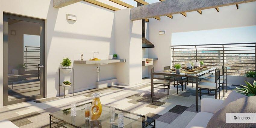 Proyecto Edificio Pedro Prado de Inmobiliaria RVC-5